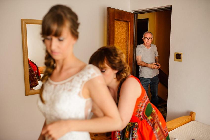 fotografia slubna milanowek 011 - Ania & Krzysiek | Ślub i wesele w Osadzie Młyńskiej