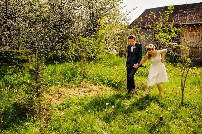 osada mlynska sesja slubna 025 - Ania & Krzysiek | Ślub i wesele w Osadzie Młyńskiej