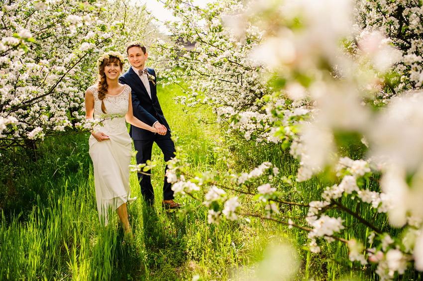 osada mlynska sesja slubna 027 - Ania & Krzysiek | Ślub i wesele w Osadzie Młyńskiej