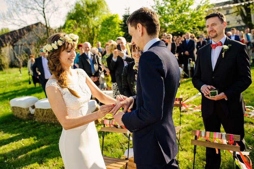 osada mlynska slub plenerowy 046 - Ania & Krzysiek | Ślub i wesele w Osadzie Młyńskiej