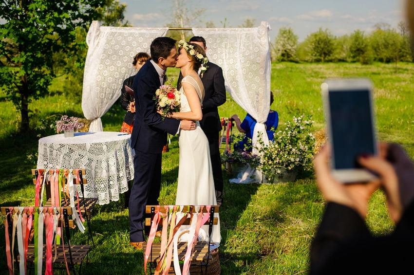 osada mlynska slub plenerowy 047 - Ania & Krzysiek | Ślub i wesele w Osadzie Młyńskiej