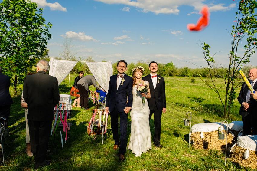 osada mlynska slub plenerowy 048 - Ania & Krzysiek | Ślub i wesele w Osadzie Młyńskiej