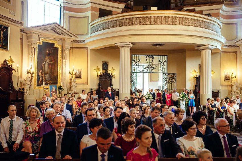 kosciol sw jakuba slub skierniewice 034 - Agata & Paweł | reportaż ślubny i sesja