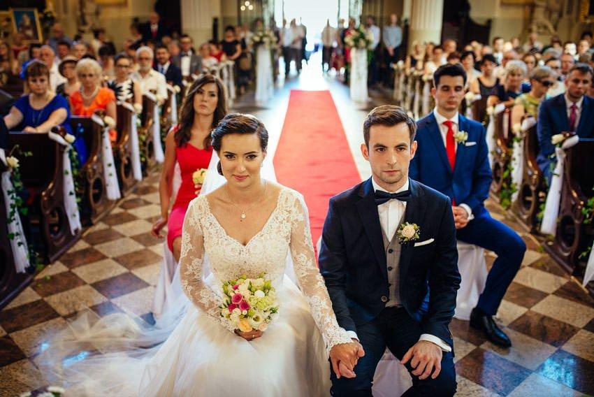 kosciol sw jakuba slub skierniewice 042 - Agata & Paweł | reportaż ślubny i sesja