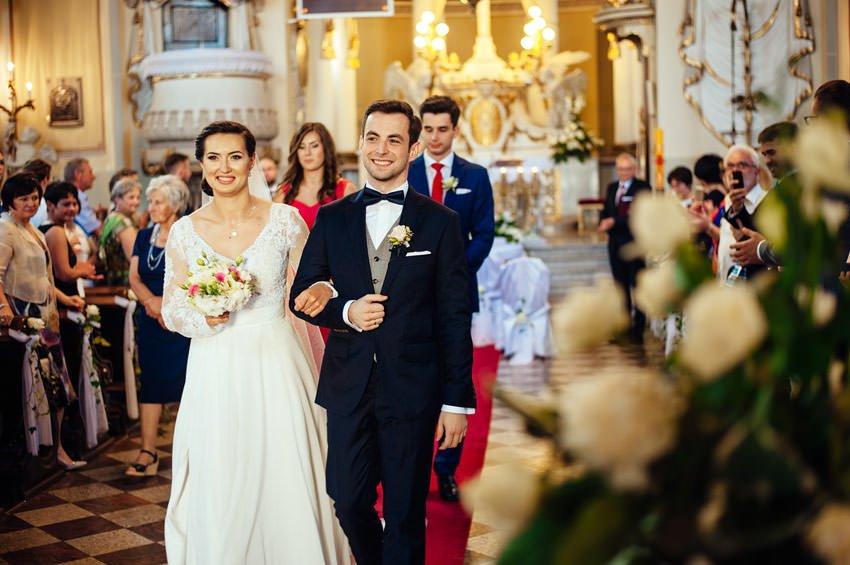 kosciol sw jakuba slub skierniewice 046 - Agata & Paweł | reportaż ślubny i sesja