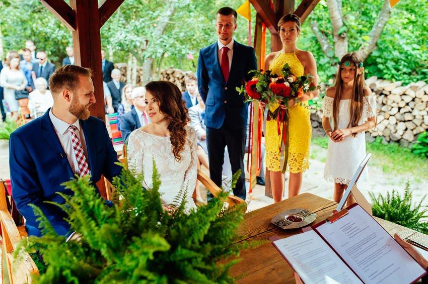 oberza pod zlotym prosiakiem slub cywilny 029 - Ola & Paweł | Ślub i wesele w Oberży pod Złotym Prosiakiem