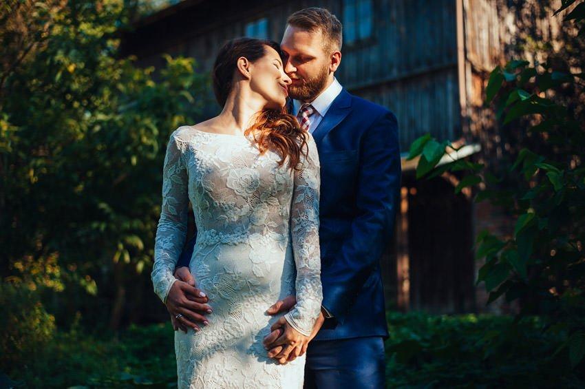 sesja slubna skierniewice 122 - Ola & Paweł | Ślub i wesele w Oberży pod Złotym Prosiakiem