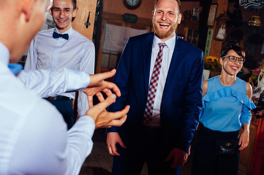 wesele zloty prosiak 077 - Ola & Paweł | Ślub i wesele w Oberży pod Złotym Prosiakiem