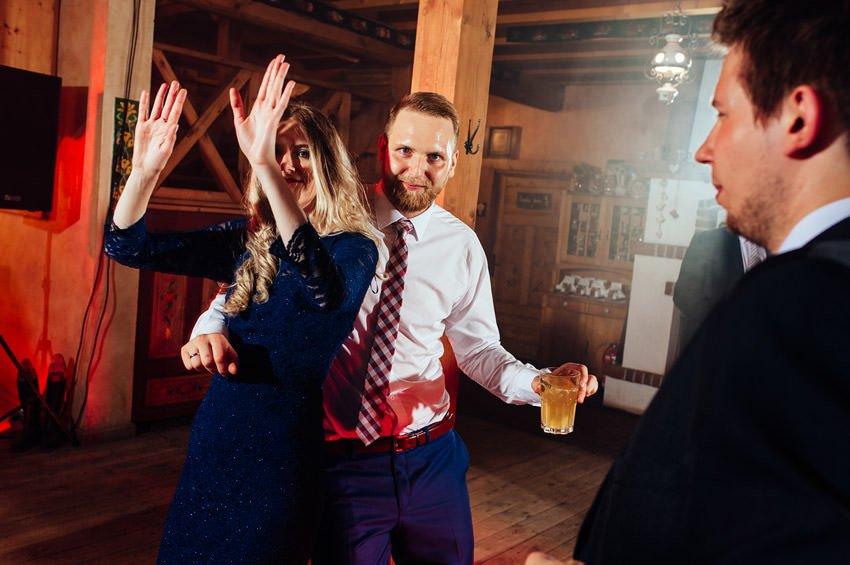 wesele zloty prosiak 081 - Ola & Paweł | Ślub i wesele w Oberży pod Złotym Prosiakiem