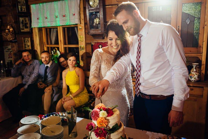 wesele zloty prosiak 105 - Ola & Paweł | Ślub i wesele w Oberży pod Złotym Prosiakiem