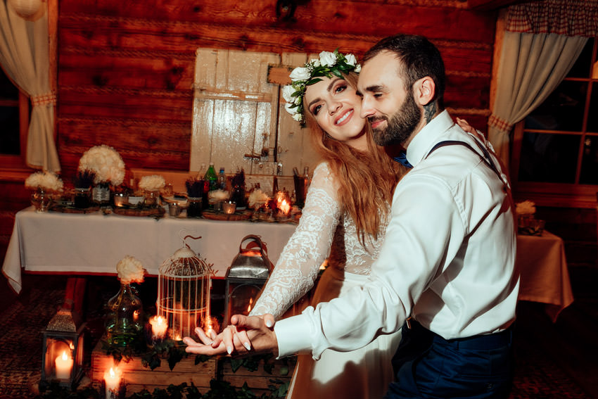wesele bielsko biala 142 - Paulina & Piotrek | Wesele w malowniczym Beskidzie Śląskim