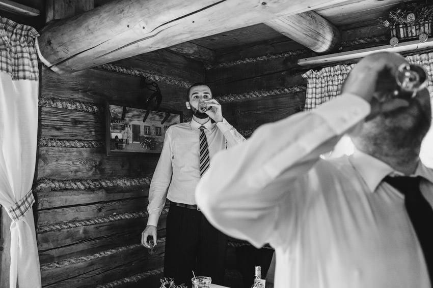 wesele gosciniec szumny 058 - Paulina & Piotrek | Wesele w malowniczym Beskidzie Śląskim