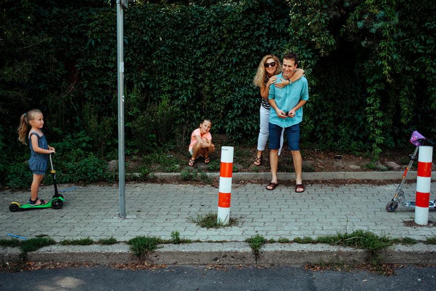 sesja rodzinna plaza nad wisla Warszawa 008 - Sesja rodzinna
