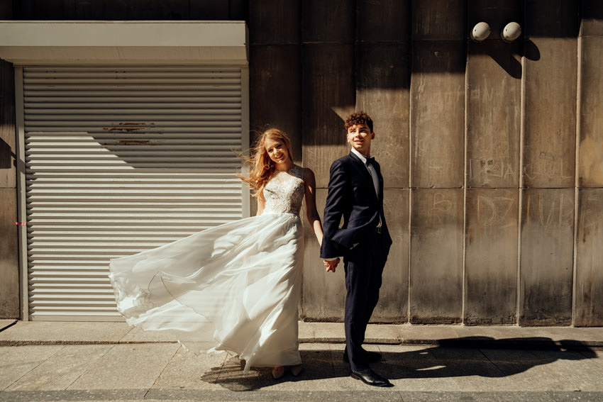 sesja slubna warszawa 007 - Asia i Przemek | sesja ślubna w Warszawie